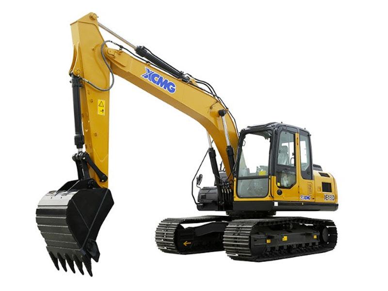 XCMG escavatore cingolato XE150