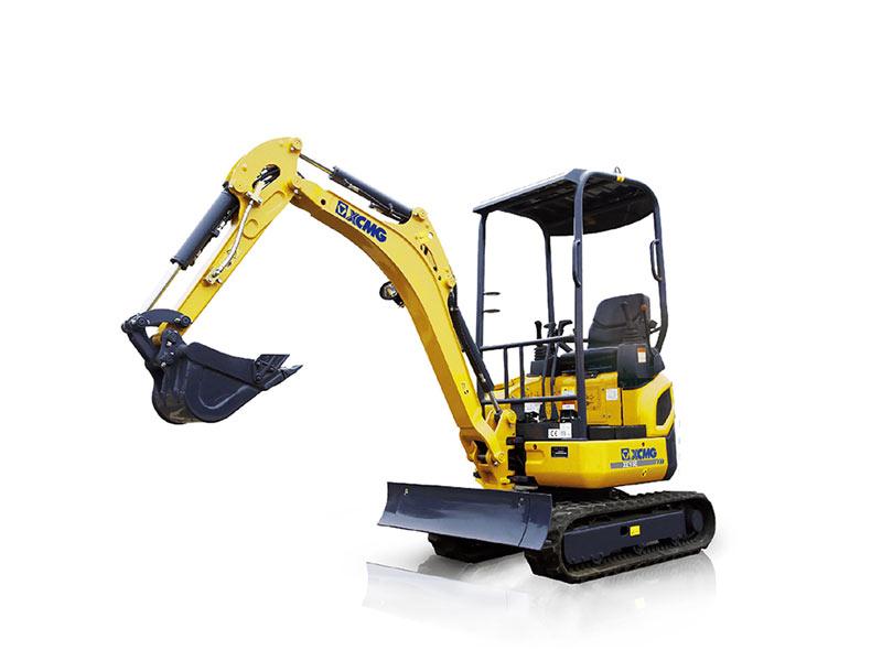 XCMG escavatore cingolato XE15E