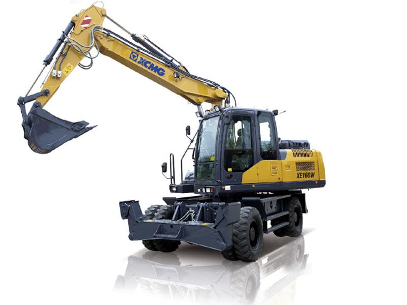 XCMG escavatore cingolato XE160W