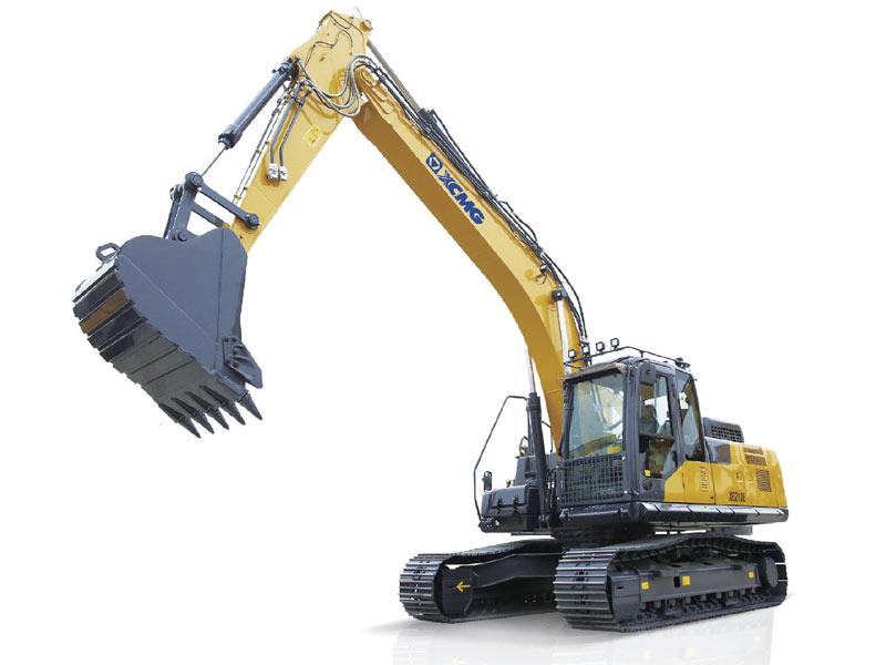 XCMG escavatore cingolato XE210U
