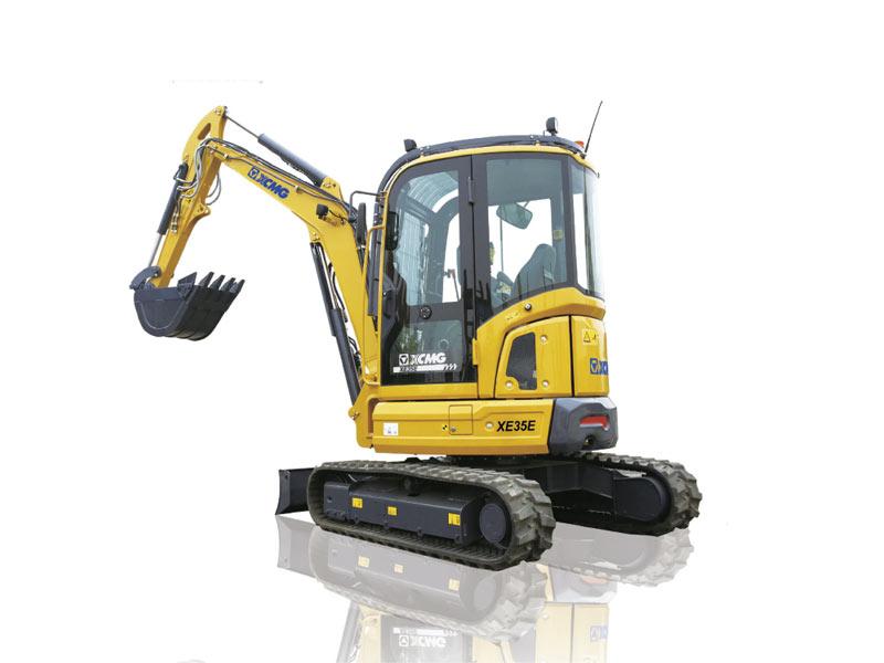 XCMG escavatore cingolato XE35E
