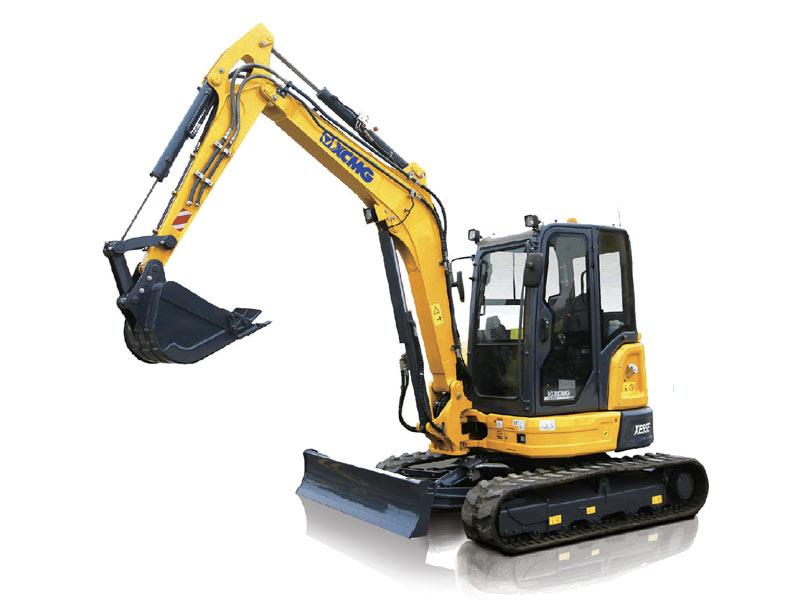 XCMG escavatore cingolato XE55E